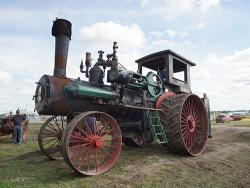 Case 110 Steam Engine