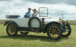 1912 Case Automobile