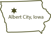 Albert City Iowa